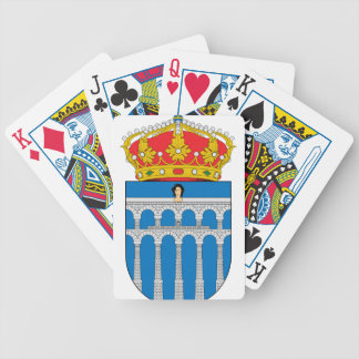 Segovia (Spain) Coat of Arms Deck Of Cards
