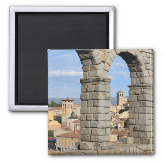 Segovia, Spain is a UNESCO world heritage site Magnet