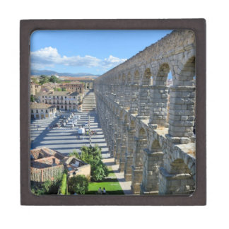 Segovia, Spain Keepsake Box