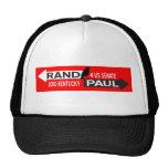Segregation Cap Mesh Hat