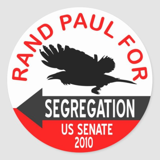 Segregation Sticker