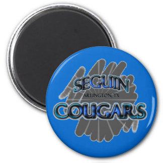 Seguin High School Cougars - Arlington, TX Magnet