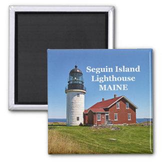 Seguin Island Lighthouse, Maine Magnet