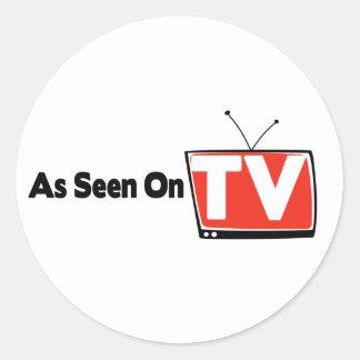 Según lo visto en el pegatina de la TV