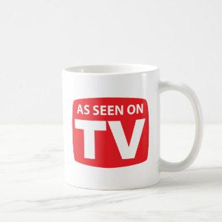 Según lo visto en la TV Taza