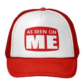 Según lo visto en mí los gorras