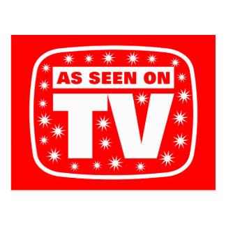 Según lo visto en TV - CH 2 con las estrellas de Tarjeta Postal
