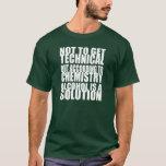 Según química, el alcohol es una solución playera