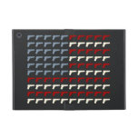 Segunda bandera de la enmienda iPad mini funda
