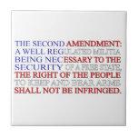 Segunda bandera de la enmienda tejas