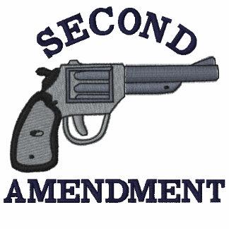 Segunda Declaración de Derechos de la enmienda Encapuchada Bordada