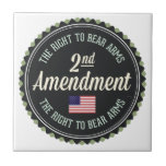 Segunda enmienda azulejo