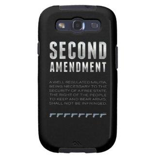 Segunda enmienda galaxy SIII funda