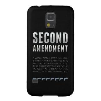 Segunda enmienda funda de galaxy s5