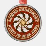 Segunda enmienda ornamento de reyes magos