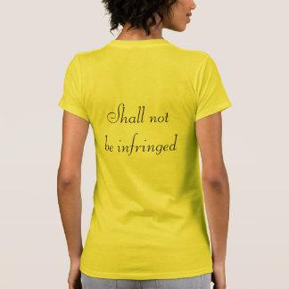 Segunda enmienda camiseta