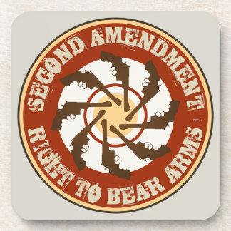 Segunda enmienda posavaso