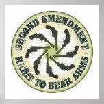 Segunda enmienda posters
