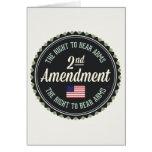 Segunda enmienda tarjetón