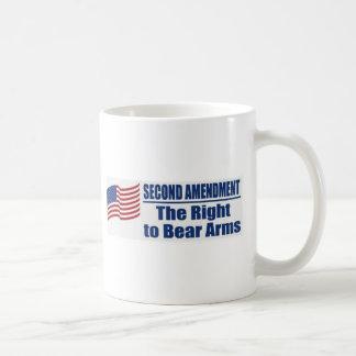 Segunda enmienda taza de café