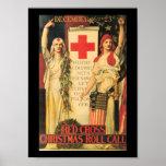 Segunda Guerra Mundial de la lista del navidad Posters