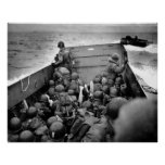 Segunda Guerra Mundial del arte del desembarco por Posters