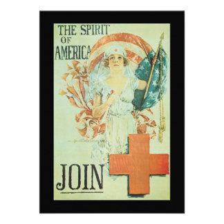 Segunda Guerra Mundial del espíritu de América Comunicados