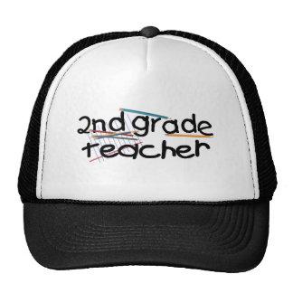 Segundo regalo del profesor del grado gorras