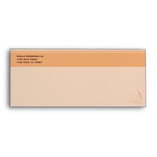 Seguridad anaranjada del acento de # sobre 10 nego