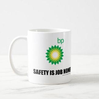 Seguridad de BP Tazas