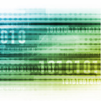 Seguridad de datos sobre el Internet y el Info Pin Fotoescultura