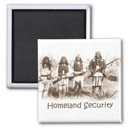Seguridad de patria Apache Iman Para Frigorífico