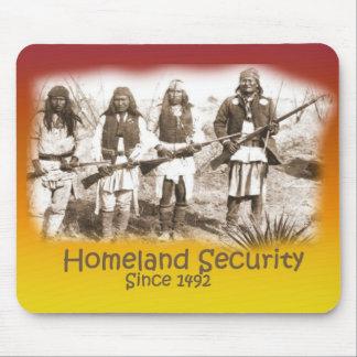 Seguridad de patria Apache Tapetes De Raton