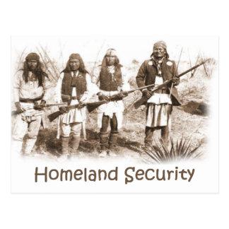 Seguridad de patria Apache Postal