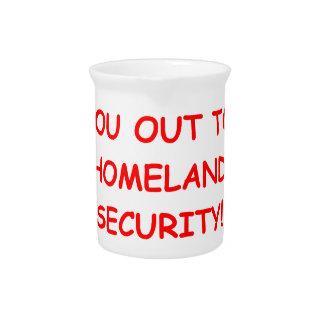seguridad de patria jarron