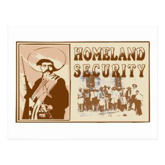 Seguridad de patria mexicana
