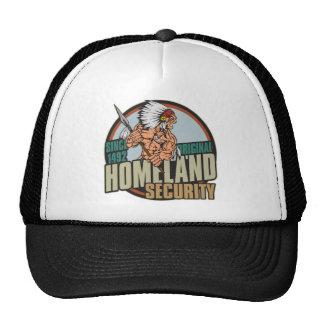 Seguridad de patria original gorras