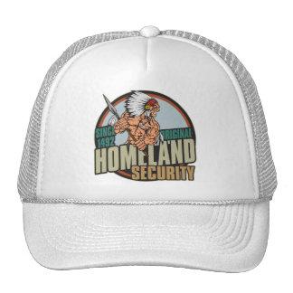 Seguridad de patria original gorras de camionero