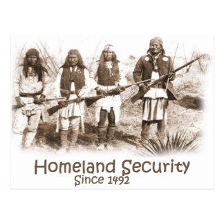 Seguridad de patria postal