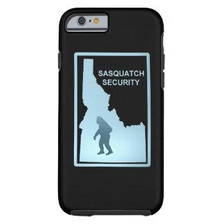 Seguridad de Sasquatch - Idaho Funda De iPhone 6 Tough