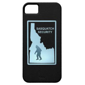 Seguridad de Sasquatch - Idaho iPhone 5 Case-Mate Coberturas