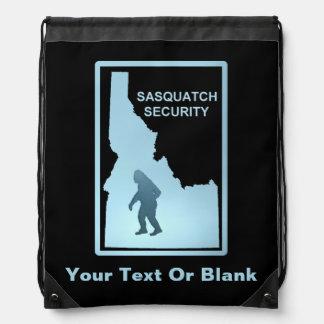Seguridad de Sasquatch - Idaho Mochilas