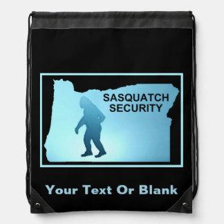 Seguridad de Sasquatch - Oregon Mochilas