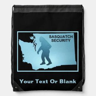 Seguridad de Sasquatch - Washington Mochilas