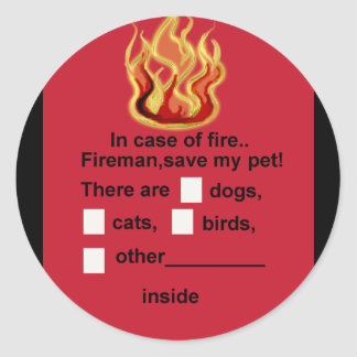 seguridad del mascota etiquetas
