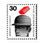 Seguridad del trabajador en Alemania Postal