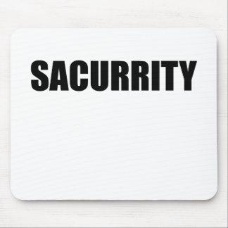 Seguridad divertida de Sacurrity el | Alfombrillas De Raton