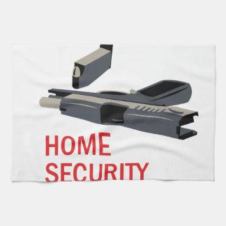 Seguridad en el hogar toallas de cocina