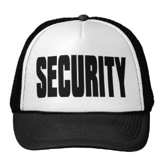 Seguridad Gorros Bordados
