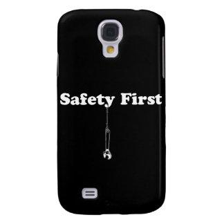 Seguridad primero funda para samsung galaxy s4